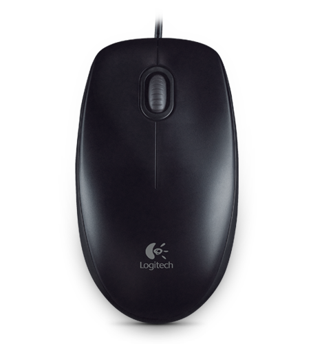 Logitech Optique Mouse B100 USB