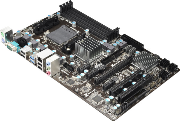 Asrock 980DE3/U3S3 Socket AM3+ DDR3 USB3 SATA3