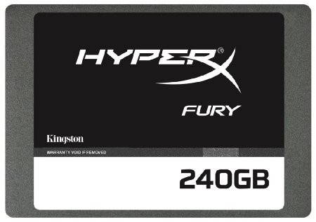 240 Gb Kingston Fury SSD 2.5 SHFS37A/240G 500/500 MB/s 84K IOPS