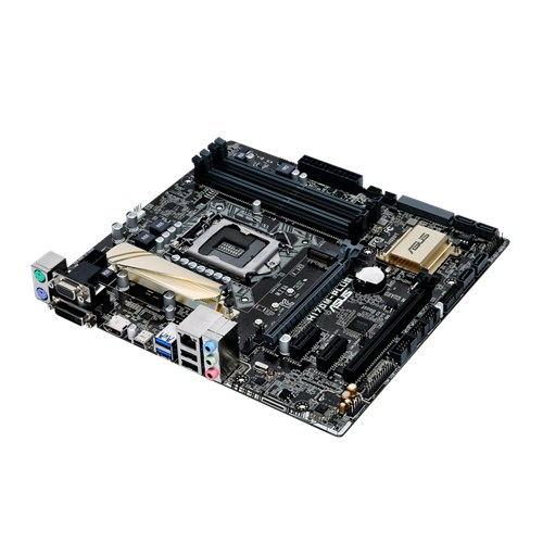 Asus H170M-Plus 1151 Intel H170 USB3 SATA3 DDR4