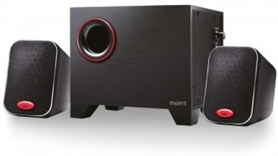 Ewent Stereo Speakers 2.1 EW3505