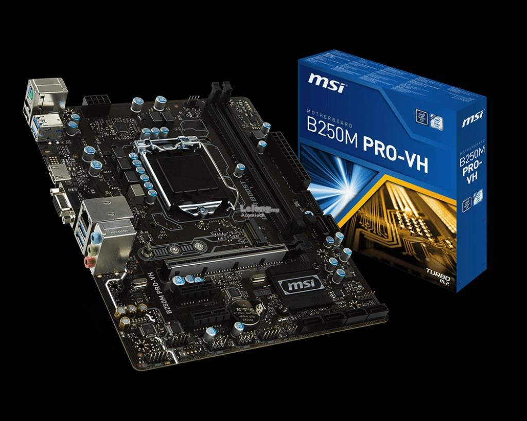 MSI B365M PRO-VH Motherboard Price in Pakistan - TechGlobe.pk