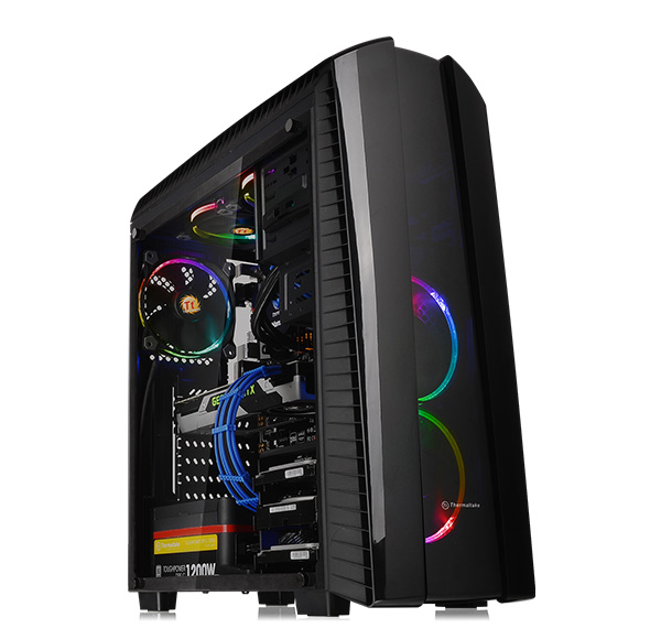 ThermalTake versa N27 Window sans alimentation