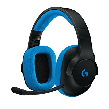 Headset Logitech G233 Prodigy Gaming