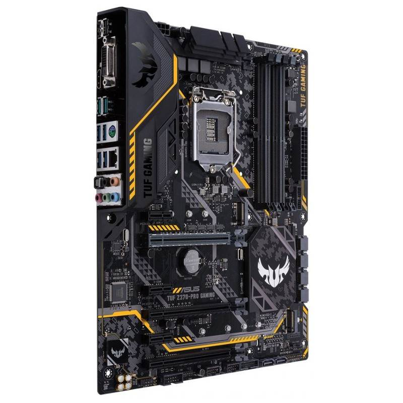 Asus TUF Z370-Plus Gaming 1151 Intel Z370 USB3 SATA3 DDR4