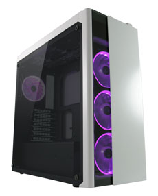 LC Power Boitier ATX Gaming 993W Covertaker Window sans alim.