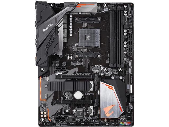 Gigabyte B450 Aorus Elite AM4 B450 USB3 SATA3 DDR4