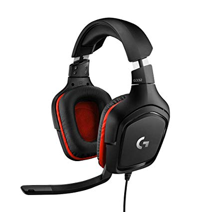 Headset Logitech G332 Gaming