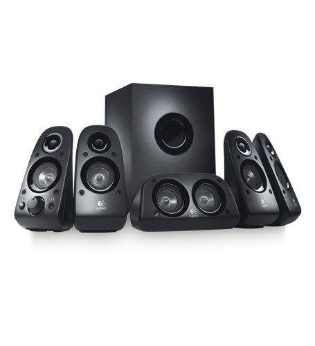 Logitech Z506 Surround 5.1 75 Watts RMS